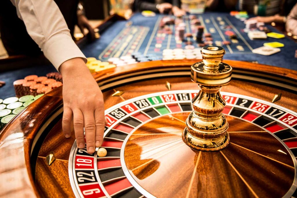 Top Online Roulette Websites